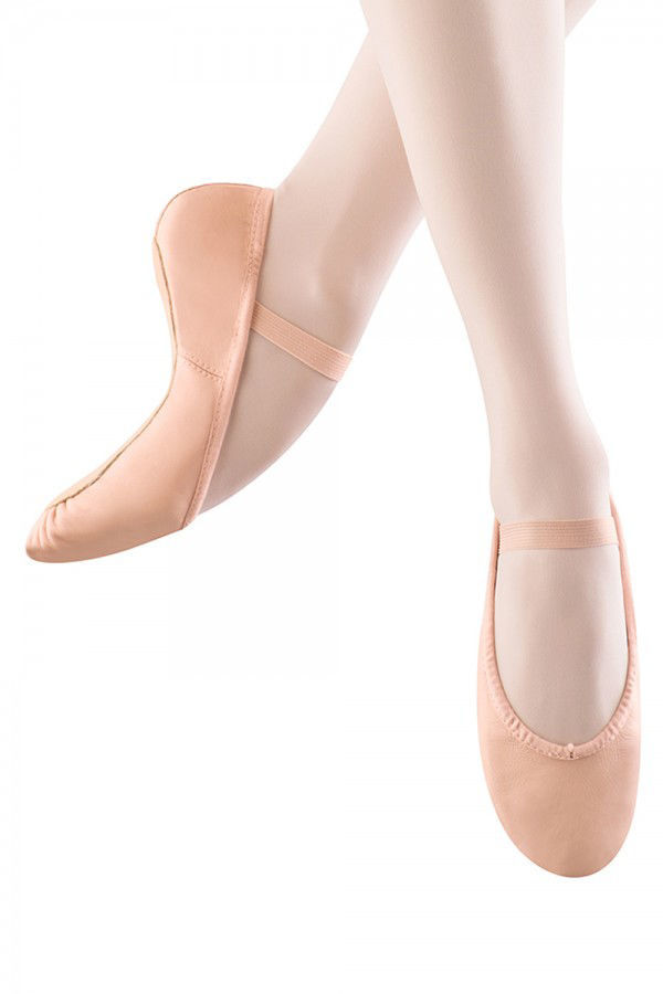 Picture of Bloch Child Dansoft Ballet Shoes