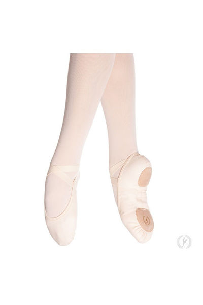 Picture of Eurotard Assemble Canvas Ballet Slipper