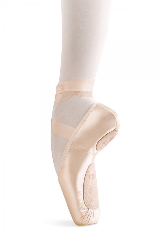 Picture of Bloch Double Face Soft Elasto-Rib Ribbon
