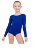 Picture of Capezio Child Nylon Long Sleeve Leotard