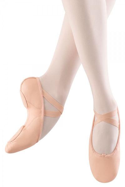 Picture of Bloch Proflex Leather Ballet Shoes