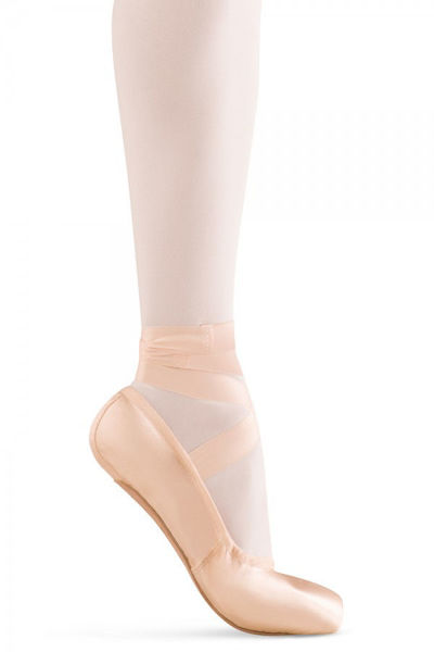 Picture of Bloch Tensus Demi Pointe Shoes