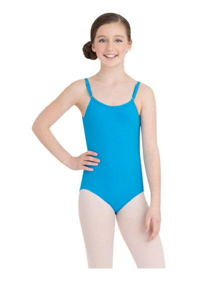 Picture of Capezio Child Camisole Leo W/Adj Strap