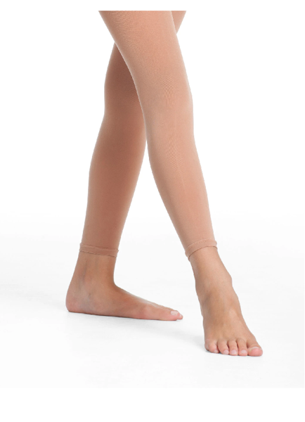 Picture of Danskin Girls' Footless Tights