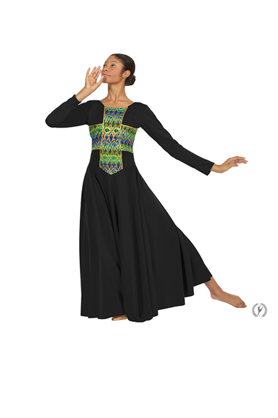 Picture of Eurotard Adult Joyful Praise Dress