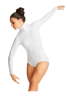 Picture of Capezio Turtleneck Long Sleeve Leotard