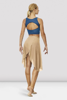 Picture of Bloch Mid Length Wrap Open Skirt