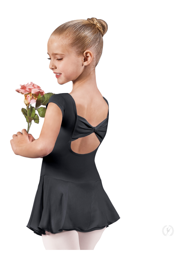 Picture of Eurotard Girls Bow Back Dress