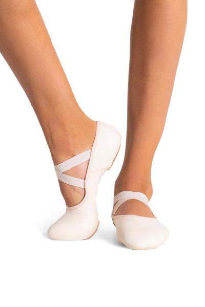 Picture of Capezio Leather Hanami Ballet Shoes