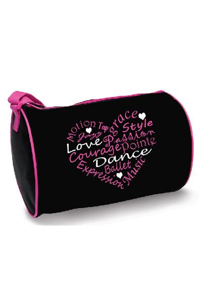 Picture of Danshuz Dance Bag Dance Word - Heart
