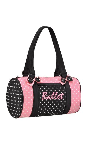 Picture of Danshuz Dancing Dots Ballet Duffel Dance Bag