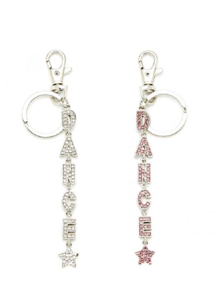 Picture of Dasha Designs Bling Dance Keychain