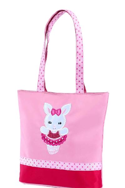 Picture of SASSI Designs Ballerina Bunny Dance Tote BNY-01