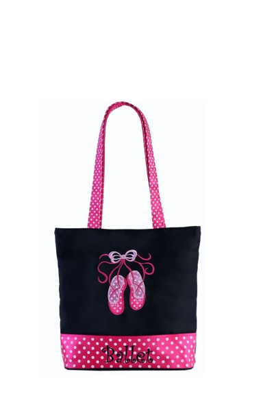 Picture of SASSI Designs Ballet Small Tote BAL-11