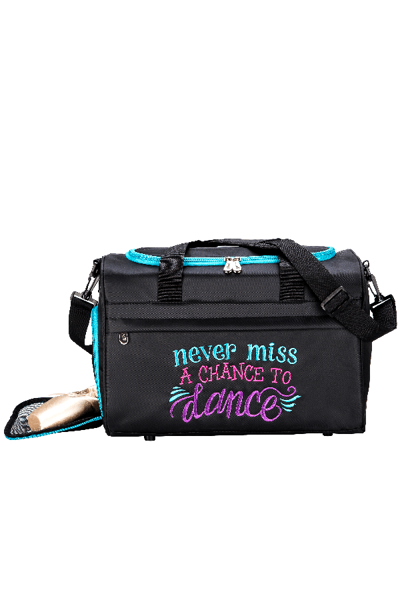Picture of SASSI Designs Never Miss A Chance To Dance Duffel NMC-02