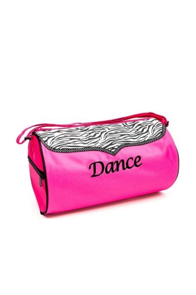 Picture of Sassi Designs Zebra Dance Bag ZEB-02