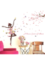 Picture of Dance Poster Butterfly Decal