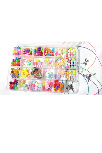 Picture of Dance Themed Bead Kit