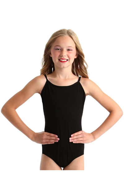Picture of Body Wrappers Girls Cami Leotard Custom
