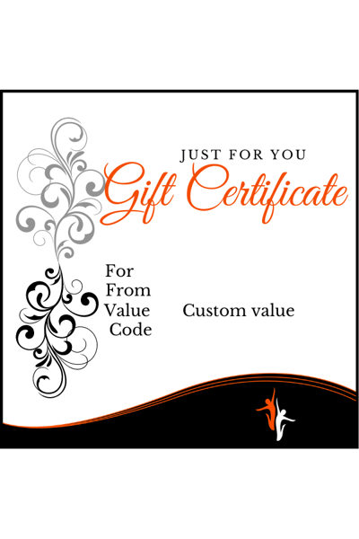 Picture of Gift Card - Custom Value
