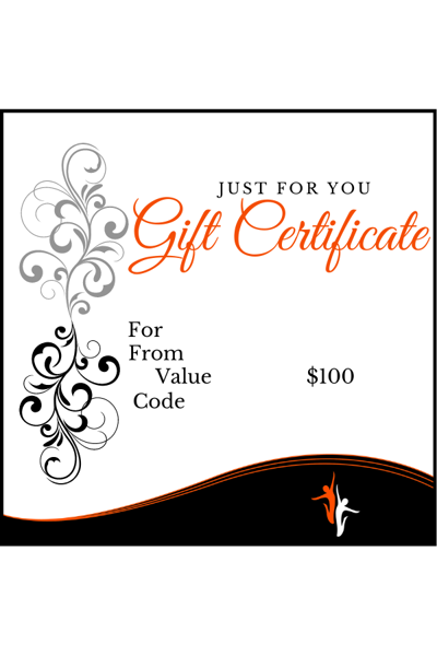 Picture of Gift Card Value $100