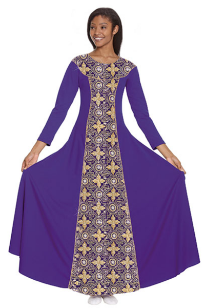 Picture of Eurotard Child Tabernacle Praise Dress