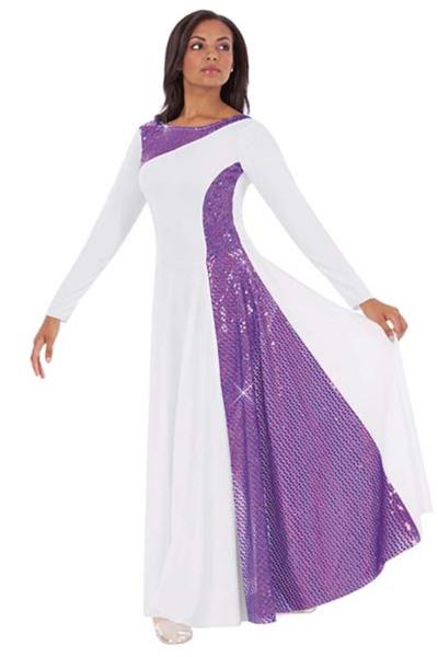 Picture of Eurotard Diamond Glory Praise Dress