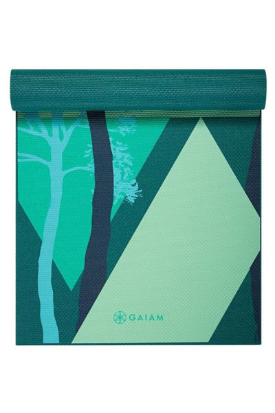 Picture of GAIAM Premium Yoga Mat Timber Shadows