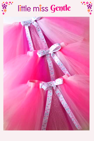 Picture of Little Miss Gentle Tutu