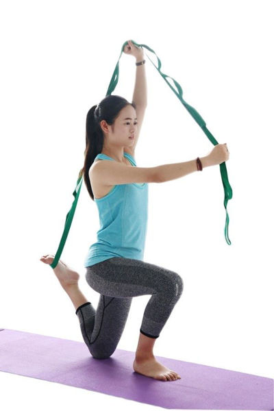 Picture of Superior Stretch Multi-Loop Stretching Strap